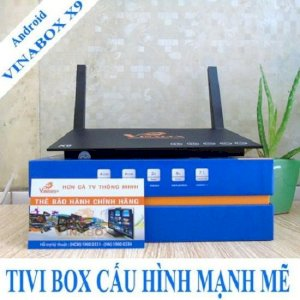 Android TV Box Vinabox X9 2018