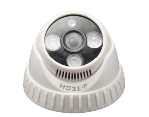 Camera quan sát Dome hiệu J-Tech HD3206B0 (2MP/H.265+)
