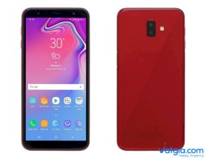 Samsung Galaxy J6 Plus 3GB RAM/32GB ROM - Red