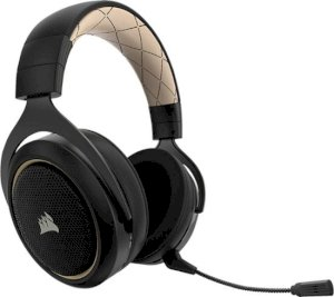 Tai nghe Corsair HS70 Wireless Gaming Black