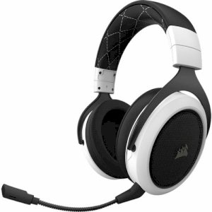 Tai nghe Corsair HS70 Wireless Gaming White