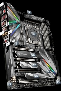 MSI X299 CREATION
