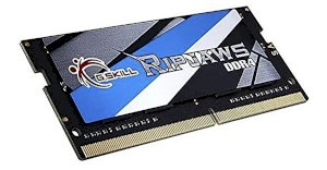 G.SKILL Ripjaws 16GB DDR4-F4-2666C18S-16GRS (for notebook)