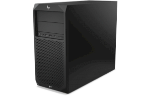 HP Z2 Tower G4 Workstation E-2144G 4C CPU 8GB  1TB DVDRW (4FU52AV)