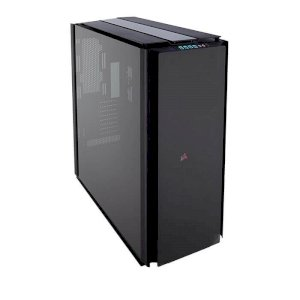 Case Corsair obsidian series 1000D super tower full tempered glass aluminum CC-9011148-WW