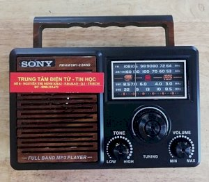 Radio Sony 888UAR
