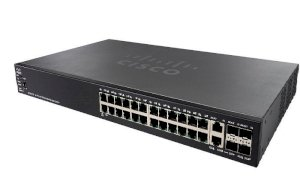 Cisco SF550X-24P-K9-EU