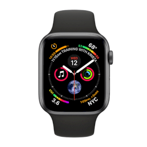 Apple Watch Sport Black (LTE) 44MM - MTUW2