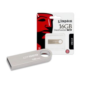USB Flash  Kingston 16G SE9 (Vỏ nhôm) (FPT)