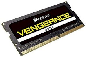 RAM Laptop 8GB Corsair CMSX8GX4M1A2666C18
