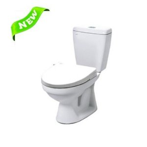 Bồn cầu Inax C-108T+CW-S15VN (Nắp shower toilet)