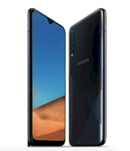Samsung Galaxy A30s 3GB RAM/32GB ROM - Prism Crush Black