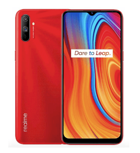 Realme C3 3GB RAM/32GB ROM - Blazing Red