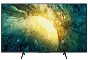 Smart Tivi 4K 55 inch Sony KD-55X7400H HDR Android