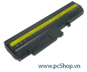PIN IBM ThinkPad T40, T41, T42, T43 (6 Cell,...
