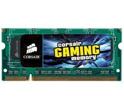 Corsair (CMSO2GX3M1A1333C9) - DDR3 - 2GB - Bus...