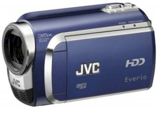 JVC Everio GZ-MG630
