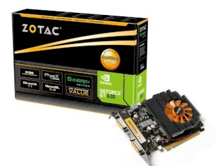 ZOTAC GeForce GT 630 Synergy Edition 2GB...