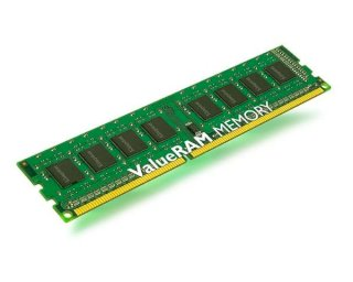 Kingston ValueRAM 2GB DDR3 1333MHz CL9 240-Pin...