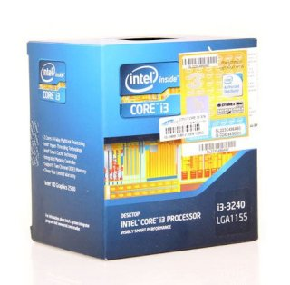 Intel Core i3-3240 (3.4GHz, 3MB L3 cache, Socket...