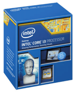 Intel Core i3-4130 (3.40 GHz, 3MB Cache, 5 GT/s...