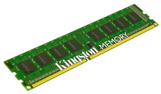 Kingston - DDR3 - 2GB - bus 1600 MHz - PC3 12800...