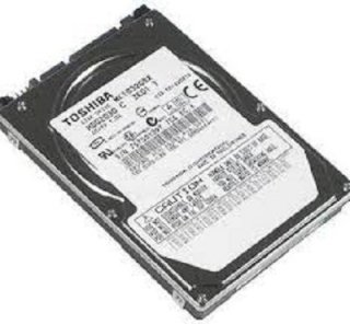 Ổ cứng laptop Toshiba 500GB - 5400rpm SATA...