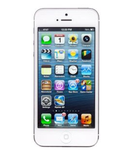 Apple iPhone 5 16GB White (Bản Unlock)