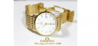 Omega Gold MS269A