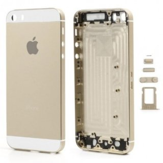 Vỏ iPhone 5s Gold