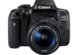Canon EOS 750D (EF-S 18-55mm F3.5-5.6 IS STM) Lens...