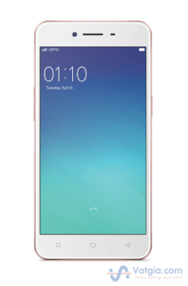 Oppo A37 Rose Gold