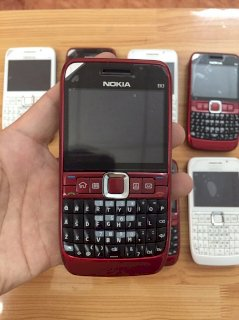 Nokia E63 Ruby Red