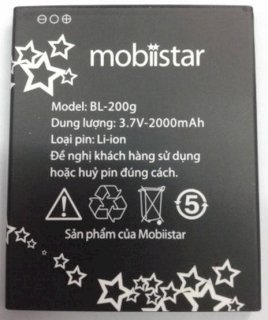 Pin Mobiistar Lai Y (BL-200g)