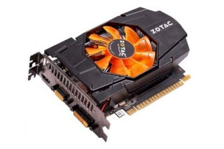 Zotax NVIDIA GeForce GTX 650 1GB/DDR5