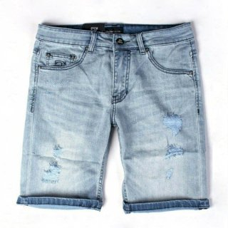 Quần short jean nam Facioshop NN50