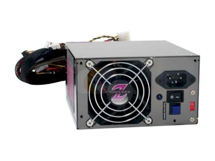 ePOWER ZU-550W ATX12V Version 2.0 / EPS12V 550W Power Supply 115/230 V UL, CE, FCC, TUV - Retail