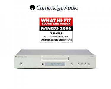 CAMBRIDGE AUDIO AZUR 640C(V2)