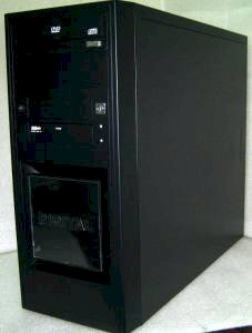 Case Patriot Soni-1/2 Full Size ATX