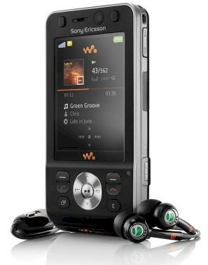 Sony Ericsson W910i Noble Black