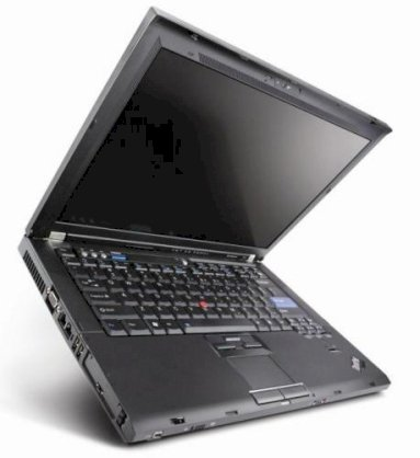 Lenovo ThinkPad T61 (7660-A17) (Intel Core 2 Duo T7250 2.0GHz, 1GB RAM, 120GB HDD, VGA Intel GMA X3100, 14.1 inch, PC DOS)