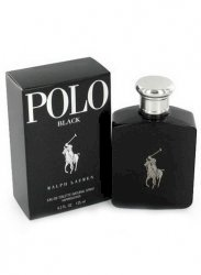 Polo Black FOR HIM EDT 125ml