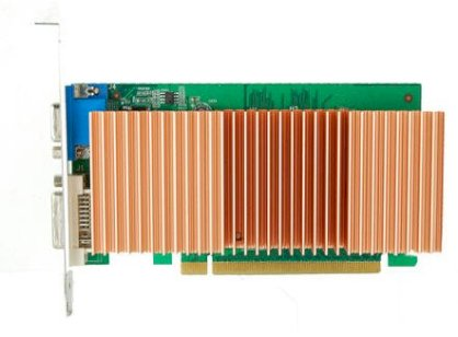 Biostar V8402GS26 (GeForce 8400GS, 256MB, 64-bit, GDDR2, PCI Express x16 2.0)