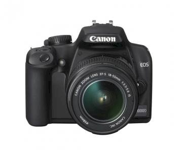 Canon EOS 1000D (Rebel XS / Kiss F) (EF-S 18-55mm F3.5-5.6 IS) Lens Kit