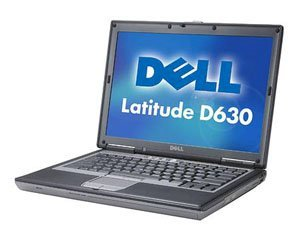 Dell Latitude D630 (Intel Core 2 Duo T7100 1.8Ghz, 1GB RAM, 80GB HDD, VGA Intel GMA X3100, 14.1 inch, Windows XP Professional)