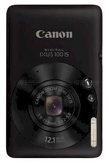 Canon Digital IXUS 100 IS (PowerShot SD780 IS / IXY DIGITAL 210 IS) - Châu Âu