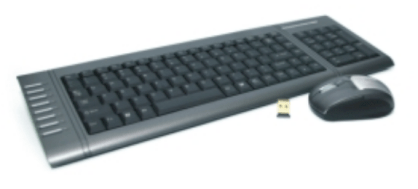 e-blue Estilogic 2.4GHz Wireless Mouse and Keyboard Set