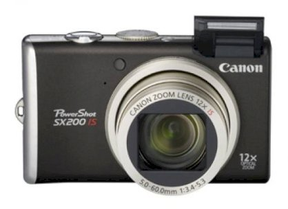 Canon PowerShot SX200 IS - Mỹ / Canada