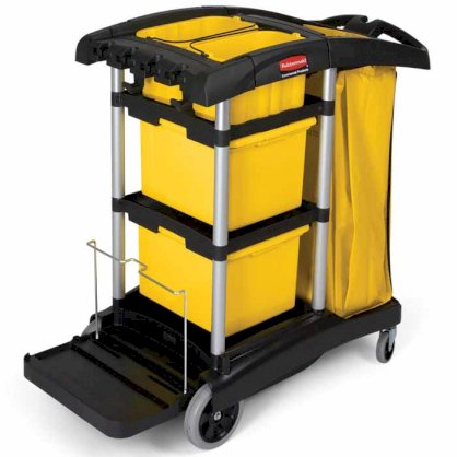 TRIPLE CAPACITY CLEANING CART 9T73