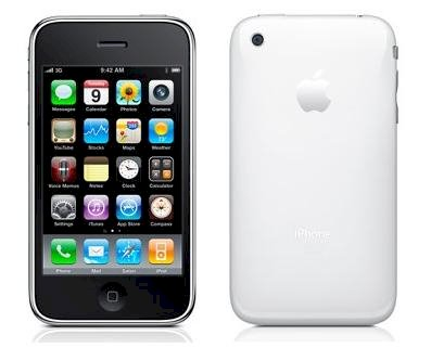 Apple iPhone 3G S (3GS) 32GB White (Lock Version)